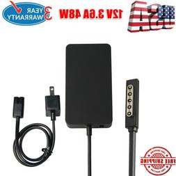 AC Charger Adapter for Microsoft Surface Pro 2 Pro 1 Surface