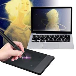 Huion 420 Pen Tablet 4-by-2.23 Graphics Drawing Tablet for W