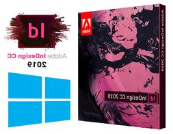 Adobe InDesign CC 2019 Activator Download For 32/64Bit Windo