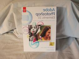 Adobe Photoshop Elements 10 Software For Windows and Mac OS