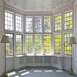 Bright Room French Pane Bay Window 10x10ft Backdrops Photogr