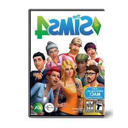 DVD VERSION --The Sims 4  Brand New Factory Sealed