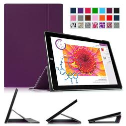 For Microsoft Surface 3 10.8-Inch Windows Tablet Smart Case