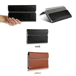 """For GPD Pocket 7"""" Windows 10 PU Leather Case Laptop Cover Ba"""