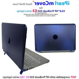 """NEW mCover® Hard Shell Case for 15.6"""" HP ProBook 450 G3 ser"""