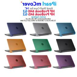 """NEW mCover® Hard Shell Case for 14"""" HP ProBook 640 645 G2 s"""