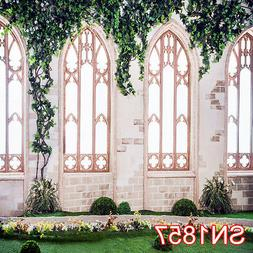 Indoor French windows 10x10  FT CP SCENIC PHOTO BACKGROUND B