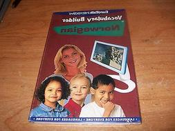 EuroTalk Interactive Vocabulary Builder Norwegian CD ROM WIN