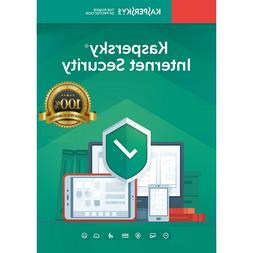 KASPERSKY INTERNET SECURITY 2019  1 PC DEVICE 1 YEAR | BIG S