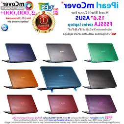 """mCover iPearl Hard Shell Case for 15.6"""" ASUS F555LA Series W"""