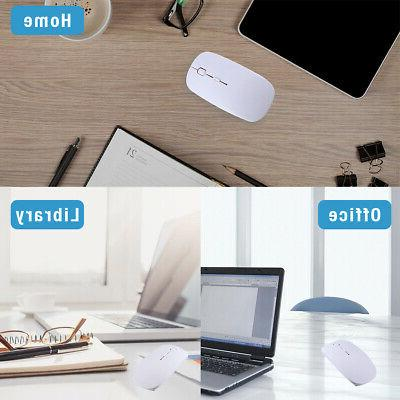 2.4GHz Wireless Optical Mouse Mice for Mac Air PC