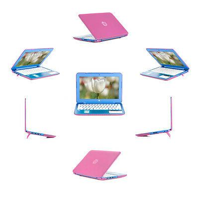 """NEW CLEAR mCover® HARD CASE 13.3"""" Stream 13-Cxxx Laptop"""