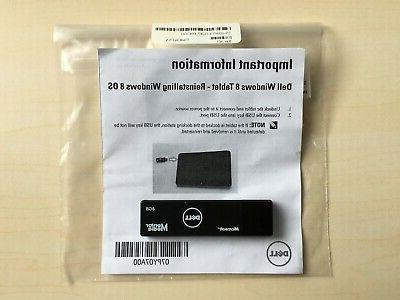 For  Dell Windows 8  OS Recovery Restore Media 8GB USB Stick
