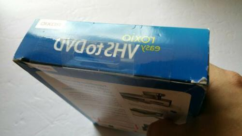 Roxio DVD For Tapes And Or V8 Home Videos