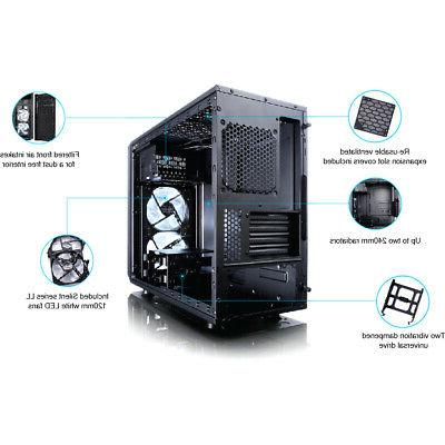 Fractal G Computer Case with Side Window