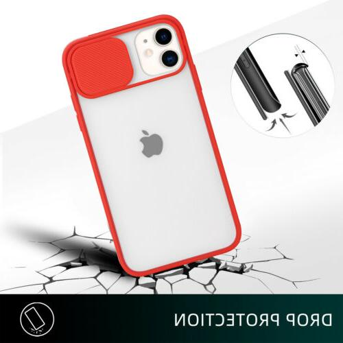 For iPhone Max XR 8 7 SE2 Clear Case Lens Cover