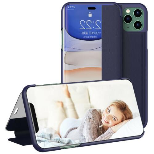 Leather Flip Stand Window Slim Case Cover For 8 2 Pro