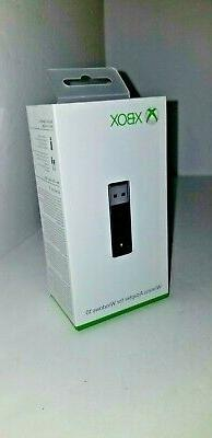 NEW Official Microsoft XBOX One Wireless Adapter Controller