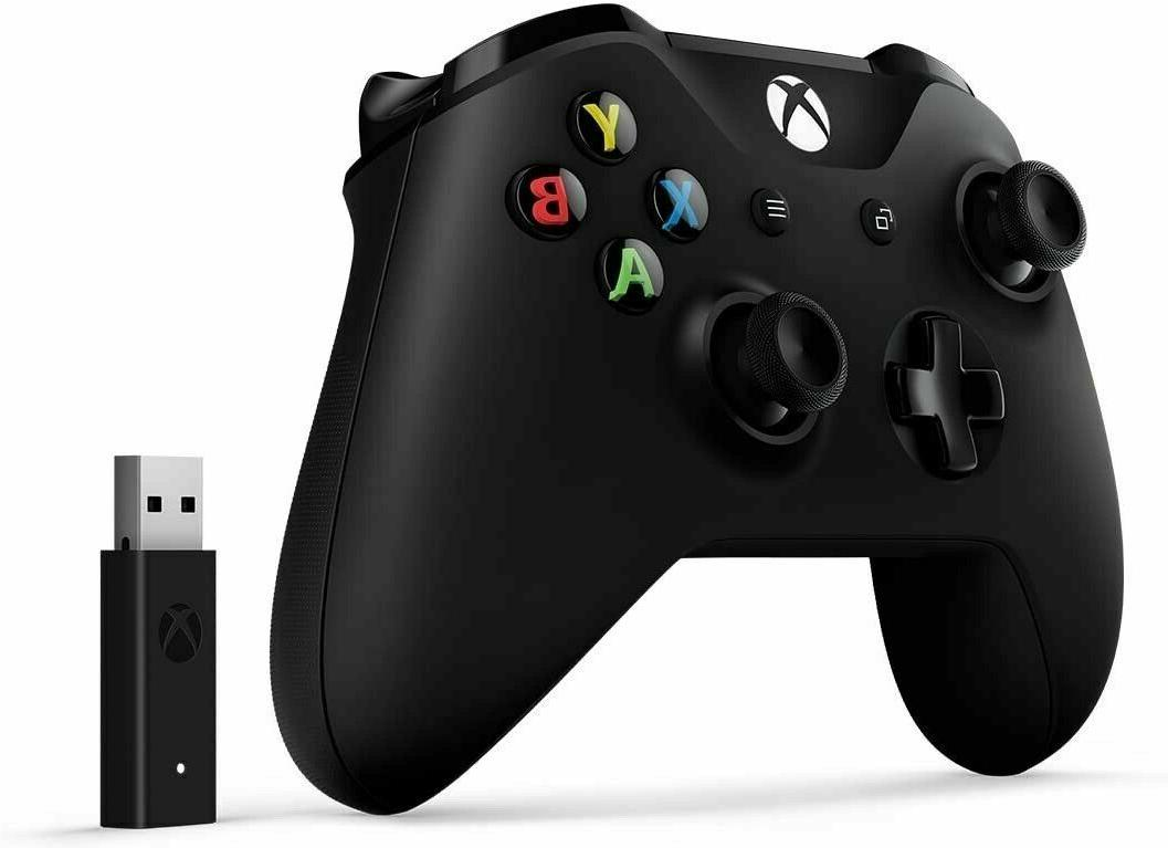 Microsoft Xbox Wireless WITH Adapter for Windows