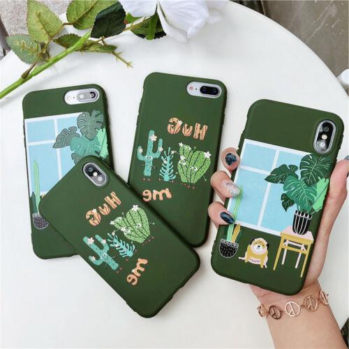 Pattern Ultra Slim Protective Cover iPhone 11 8 7 XS XR