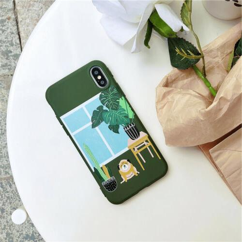 Pattern Ultra Drop Protective Case Cover iPhone 8 XS XR