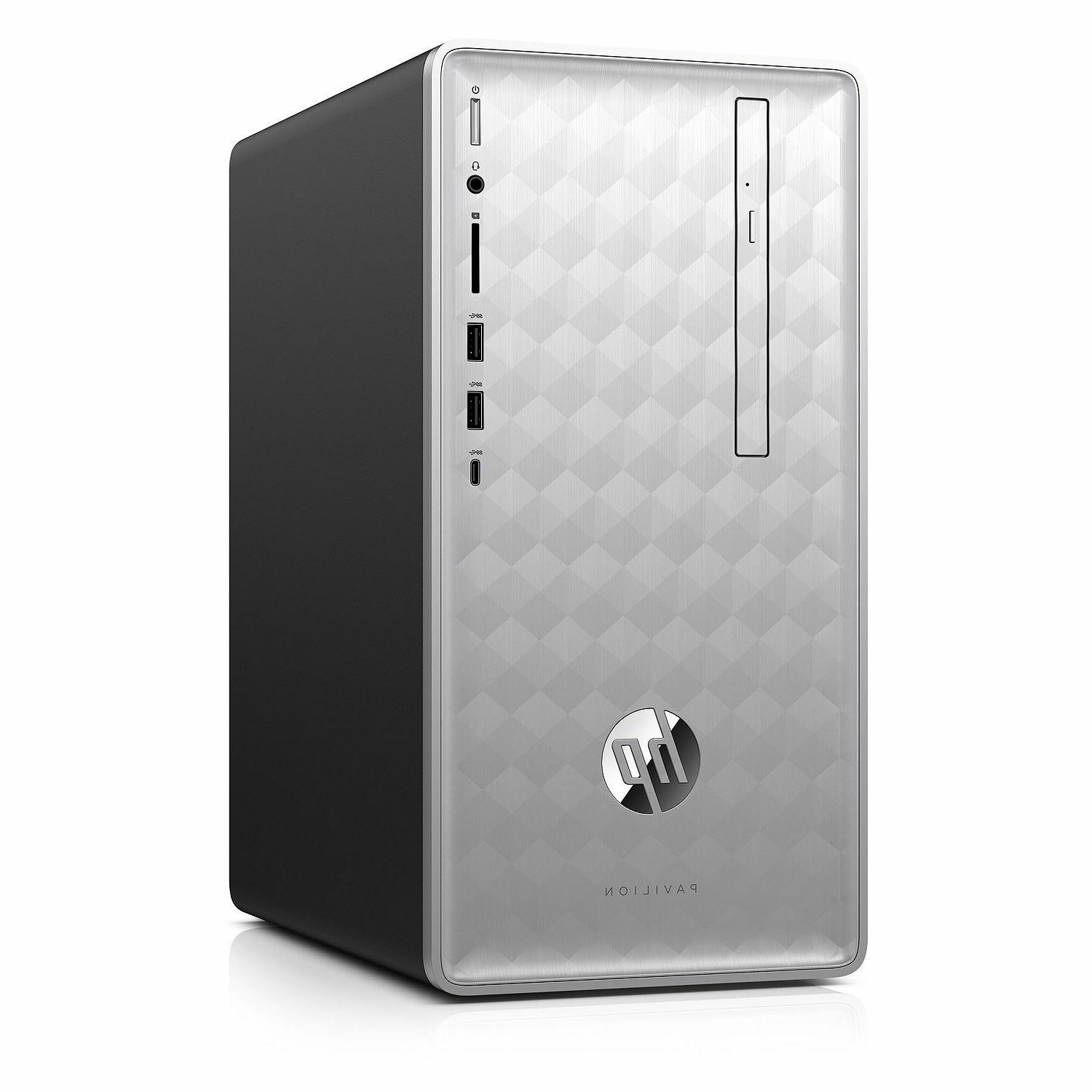 HP i7-8700 2GB Premium Tower Desktop