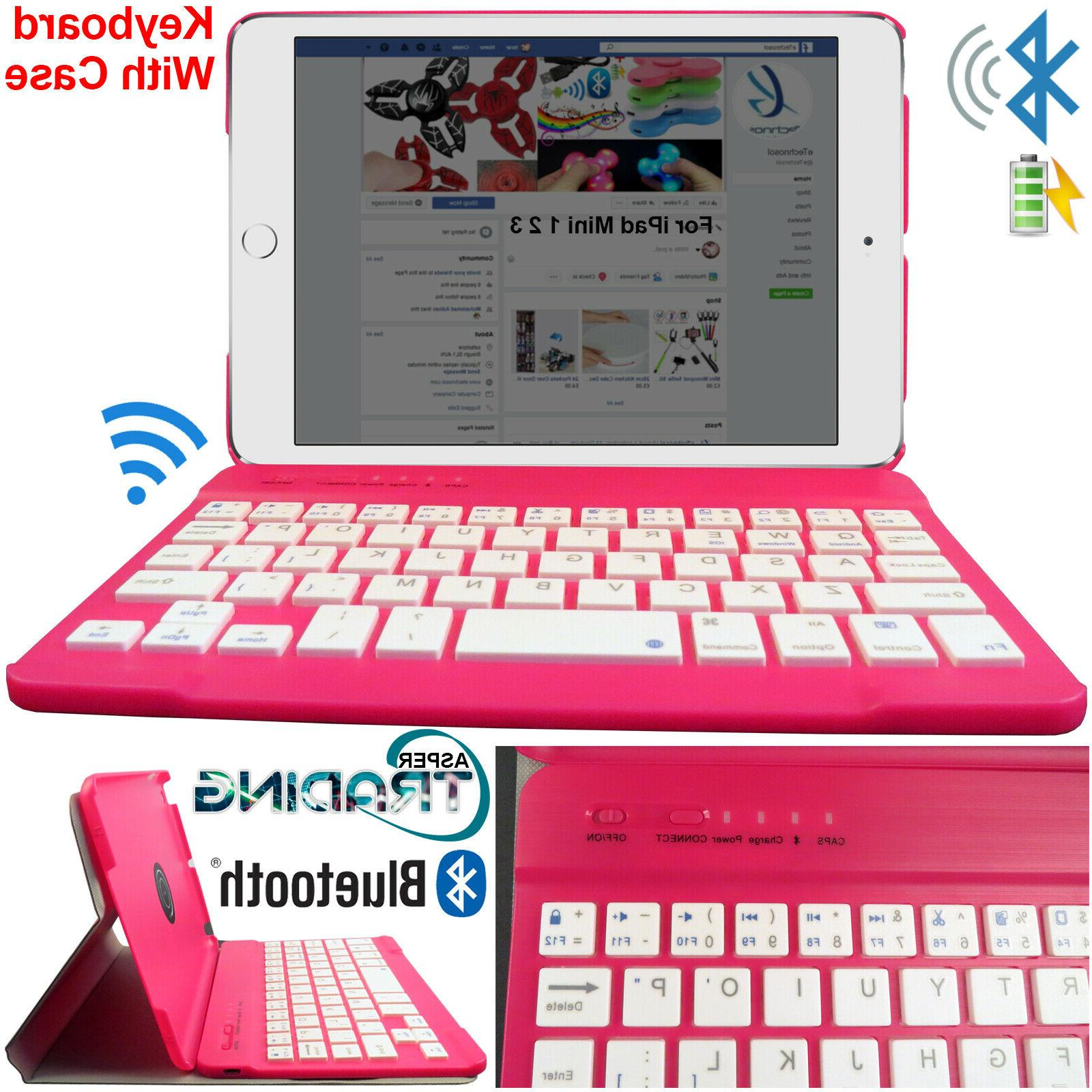 Slim With Foldable Cover For iPad 2 3