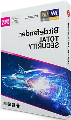 Bitdefender Total Security 2020 - 10 PC 3 Year