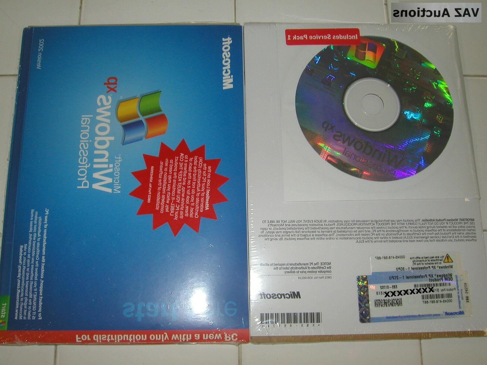 windows xp professional full operating system ms