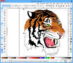 New  CD Inkscape Professional Drawing Software vector graphi