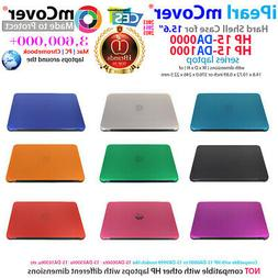 """NEW mCover® Hard Shell Case for 15.6"""" HP 15-DAxxxx 15-DA100"""