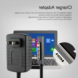 """New Power Charger Adapter For Microsoft Surface 10.6"""" RT Win"""