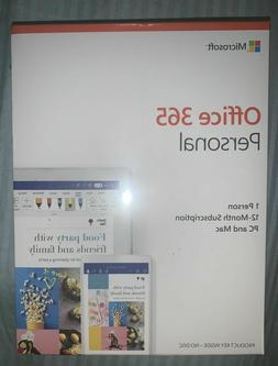 Microsoft Office 365 Personal 12-month Subscription 1 Person
