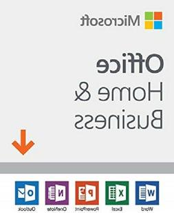 Microsoft Office Home and Business 2019 | Keycard | Windows