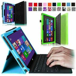 Slim Case Cover for Microsoft Surface RT &Suface 2 Windows 1
