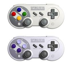 8Bitdo SN30/SF30 PRO Bluetooth Gamepad, Switch/macOS/Android
