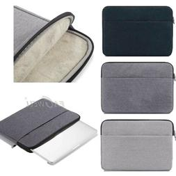 """Laptop Sleeve Case Pouch Cover Bag For 11"""" 12"""" 13"""" 14"""" 15"""" 1"""