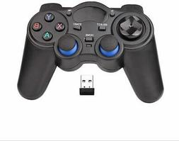 USB Wireless Gaming Controller Gamepad for PC/Laptop Compute