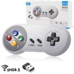Wireless USB SNES Controller for Classic PC Games Windows 10