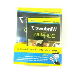 Windows 7 For Dummies Book And 2 Hour Video