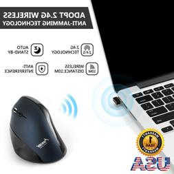 MAD GIGA Wireless Mouse Mice 1600 DPI for Windows 7 /8 /10 M