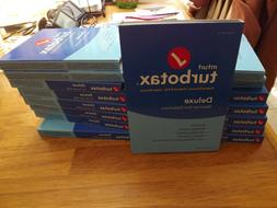 X16 copies TurboTax Deluxe Federal + E-File + State 2018 - M