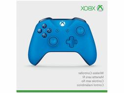 NEW Xbox One S Blue Wireless Controller with Bluetooth Micro
