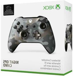 Microsoft Xbox One Night Ops Camo Trigger Grip Wireless Cont